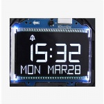 ENH2236 Segment LCD For professional Custom-made Sound LCD Display VA Display COB Modules