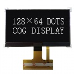 128X64 Graphic LCD VA display with high resolution and Long-term large delivery