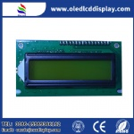 16X2 Character COB module Yellow-Green with PCB board for Cash machine