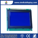 128X64 Graphic LCD module STN blue Transmissive LCD display for home appliance