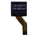 1.2 inch 12864 Dot matrix LCD Custom small size COG module for electronics device